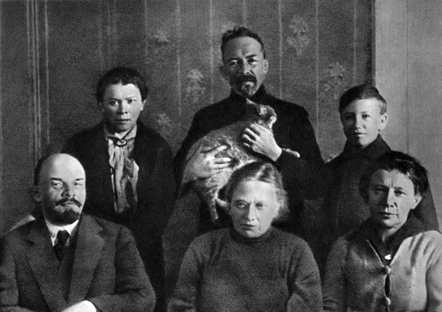 Тайны семьи Ленина, о которых молчали коммунисты